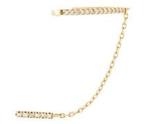 'Sarah' Ear Cuff aus 18kt Gelbgold mit Diamanten