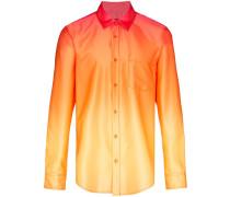 'Sander' Hemd mit Farbverlauf