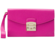 'M Metropolis' Clutch mit Kuvertform