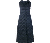 'S Max Mara long quilted padded gilet