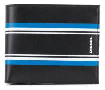 'Hiresh S' Portemonnaie mit Streifen