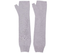 Handschuhe mit Muster