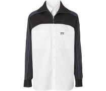 Sportliches Popeline-Hemd