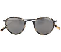 'MP-2' Sonnenbrille mit rundem Gestell