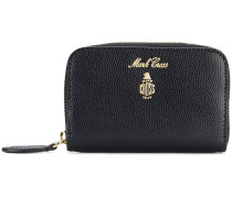 Grace mini zip around wallet