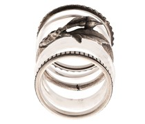 'Rosebud' Ring-Set