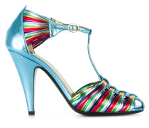 high strappy sandals