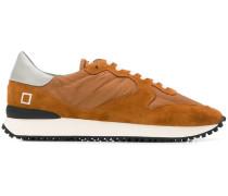 D.A.T.E. Wildleder-Sneakers