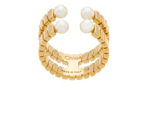 'Darcey' Doppel-Ring