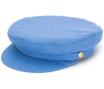 Mütze mit Knopfdetail