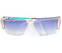 Geometrische '867' Sonnenbrille
