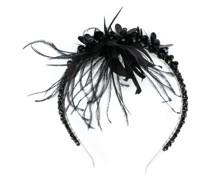 Haarreif mit Federn