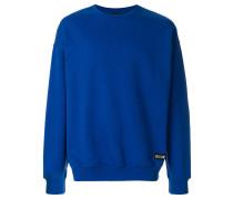 Virgil 80 print sweatshirt