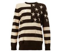 Pullover mit Sternen und Streifen