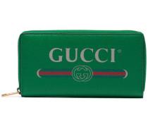 Brieftasche mit Logo