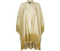 fringe drape jacket