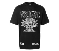 T-Shirt mit Print