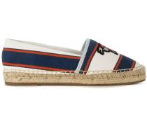 Kamini Captain Karl slippers