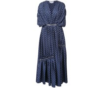 Winston polka dot dress