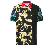 Acid Baroque polo shirt
