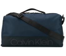 Reisetasche mit Logo-Patch