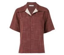 G.V.G.V. Hemd mit offenem Kragen