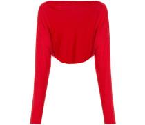 knitted boléro cardigan