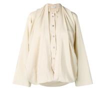 Bluse mit lockerem Schnitt