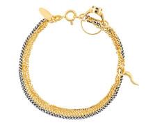 'Silver Heritage' Armband aus vergoldetem Sterlingsilber