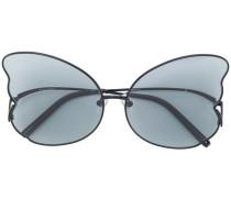 'Butterfly' Oversized-Sonnenbrille