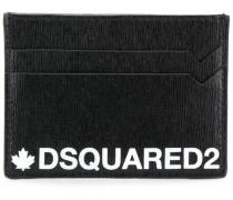 Kartenetui mit Logo