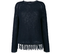 frayed jumper