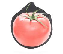Münztäschchen mit Tomatendesign