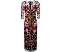 'Iris' Kleid mit Herzausschnitt
