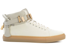 '100MM Canvas' High-Top-Sneakers