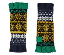 'Fair Isle' Handschuhe