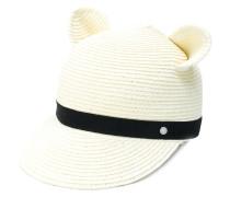 Ears straw cap