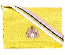 Dolly jewel embellished shoulder bag