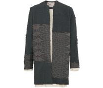 Alex floral crochet coat