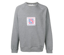 Sweatshirt mit Patch