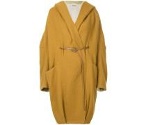 oversized doubleface coat