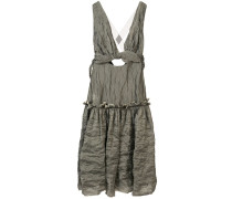 'Mineral' Kleid mit Cut-Out