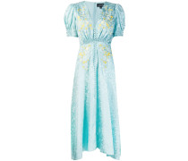 'Lea' Kleid mit Stickerei