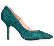 Anna F. Pumps mit Glitzerapplikationen