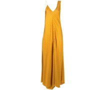 Sienna polka dot dress
