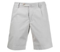 knee-length chino shorts