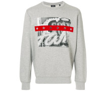 graphic print sweatshirt