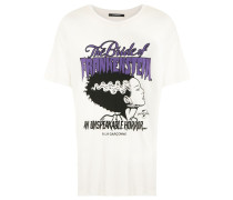 "T-Shirt mit ""Bride""-Print"