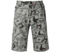 'Bermuda Dollar' Shorts