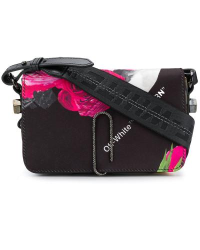 Großer Verkauf Verkauf Online OFF-WHITE c/o Virgil Abloh Damen floral-print shoulder bag Empfehlen Zum Verkauf Rabatt Großhandel 0UjQe3T